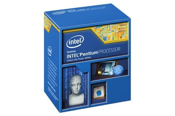 CPU: Intel Core™ Pentium G3440 3.3G Socket 1150 (Haswell)