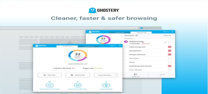 Ghostery cho Firefox