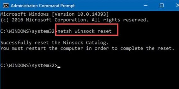 Fix loi Limited Access tren windows 10 1