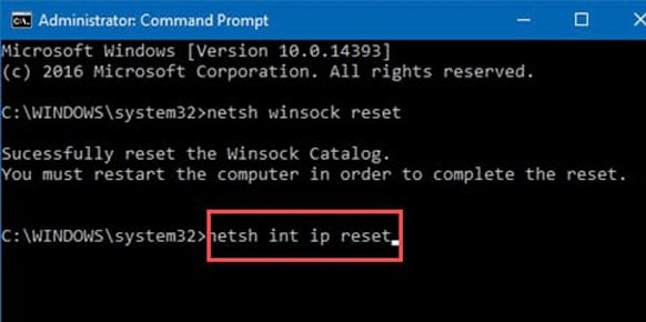 Fix loi Limited Access tren windows 10 2