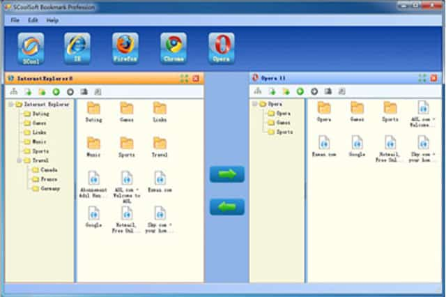SCoolSoft Bookmark Profession