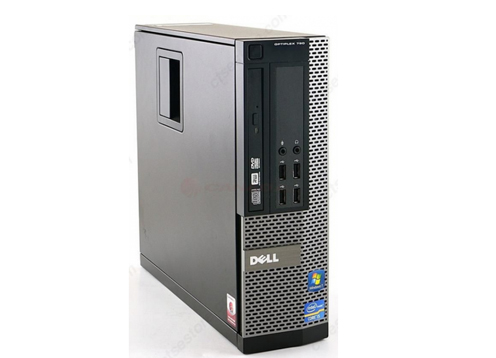 may tinh dong bo cu gia re Dell Optiplex 790 Mini, Chip i3 2100