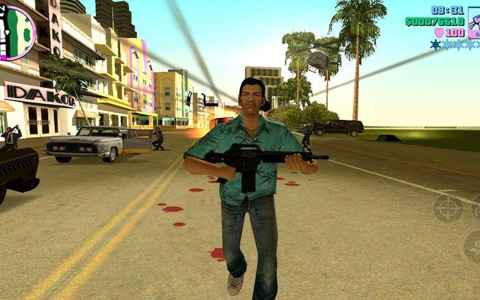 GTA Vice City cướp đường phố - [Review] Tư vấn building cấu hình máy tính chơi game đón đầu xu thế năm nay