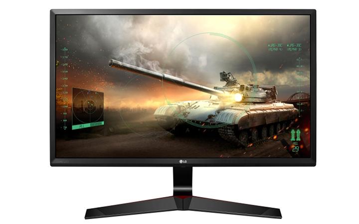 man hinh may tinh Gaming LG 24MP59G-P