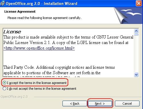 huong dan cai dat OpenOffice tieng viet 2