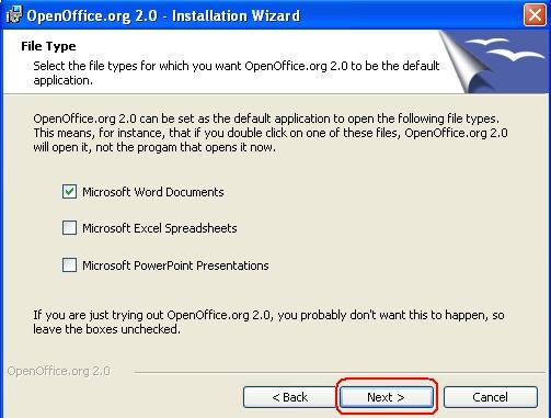 huong dan cai dat OpenOffice tieng viet 4