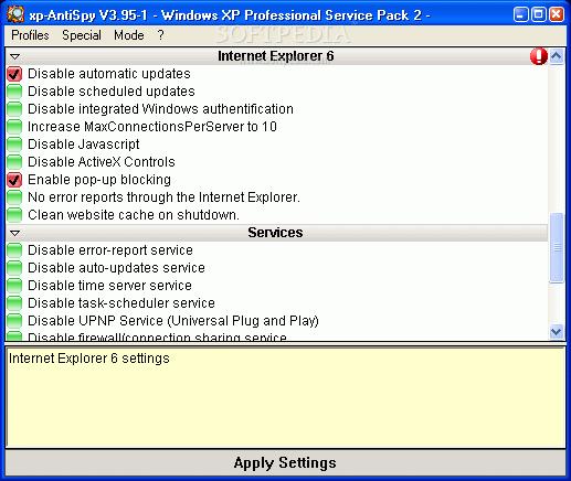 XP-AntiSpy