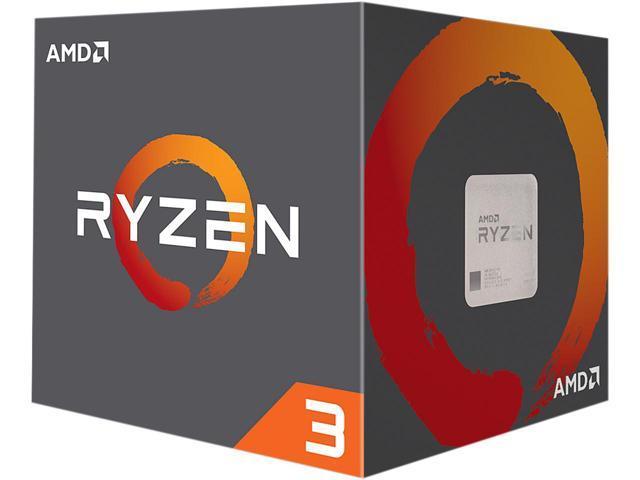 CPU Ryzen R3 1200