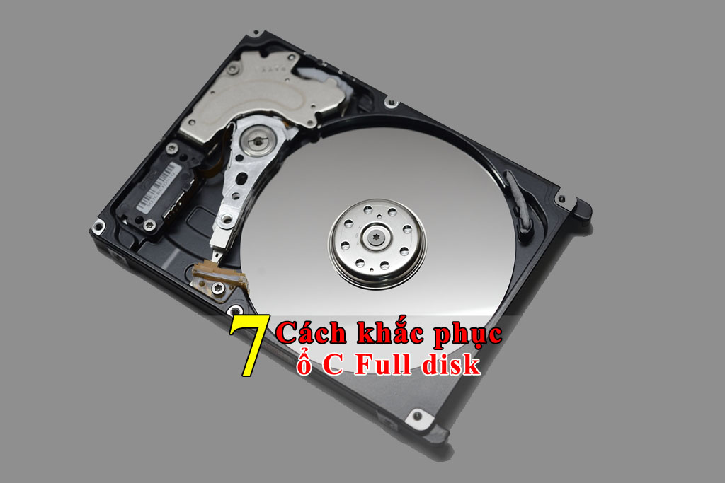 cac khac phuc o C full disk