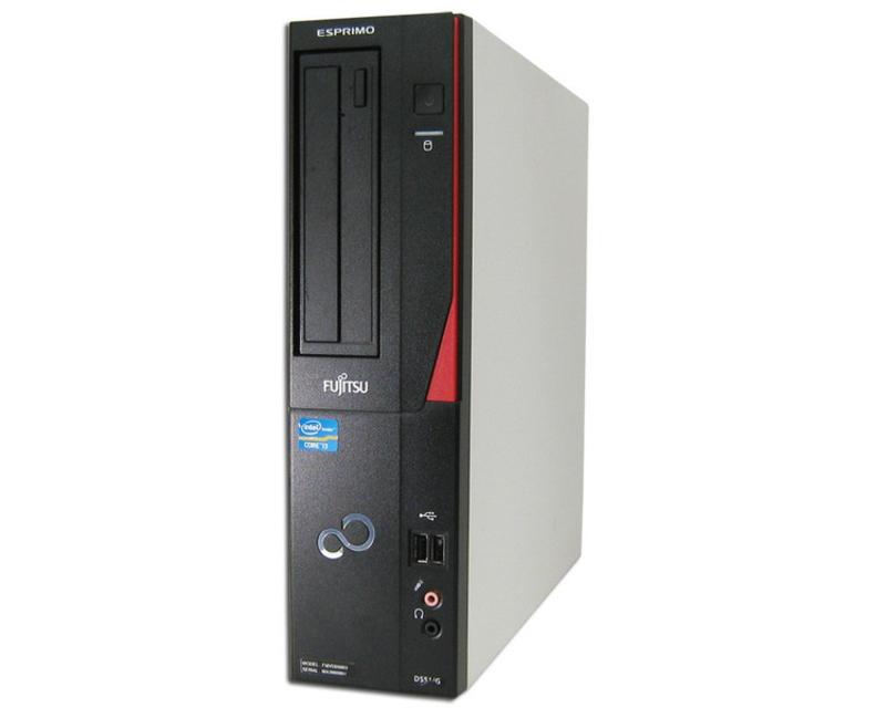 Case Fujisu Q77 - Máy tính đồng bộ cũ: