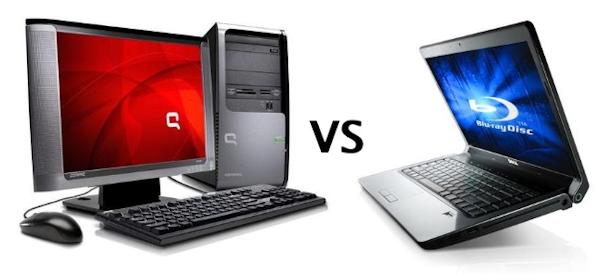 Ưu và nhược điểm máy tính pc và laptop
