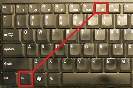 loi chuot may tinh laptop do tat touchpad