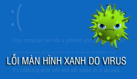virus lam dump may