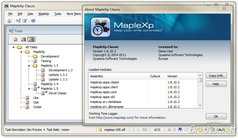 MapleXP Portable