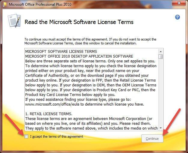 huong dan cai dat ung dungMicrosoft Office: 2