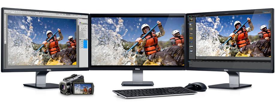 3 Ưu điểm không thể bỏ qua của màn hình máy tính Dell cũ 1