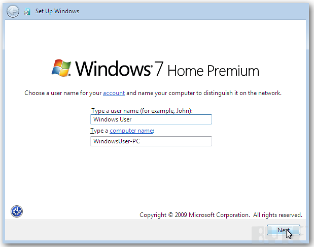 cach cai dat win 7
