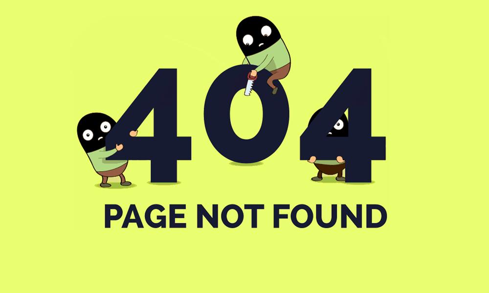 cach sua loi 404 tren may tinh
