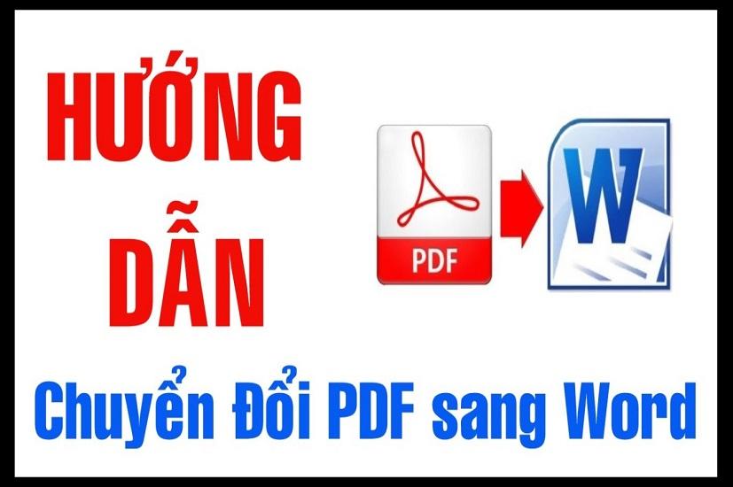 chuyen pdf sang word mien phi
